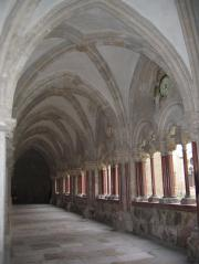 Inside the monastery, outskirts of Vienna amidst the woods