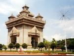 Vientiane travelogue picture