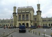 Wroclaw Central Train Station