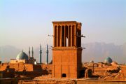 Yazd travelogue picture