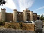Aljaferia castle, today the Junta of our Aragon Government