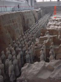 The Ancient Capital Of Qin Dynasty