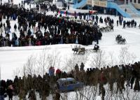 Vorkuta. The race started!