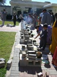 Pongal/Sankranti - the harvest festival in India