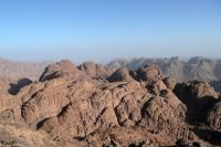 Up the Jabal Mousa