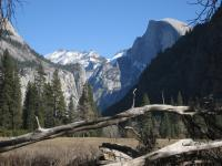 Yosemite - preparing for Half Dome