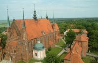 Walking Frombork