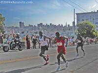 Bay to Breakers: Elite Runners Battle it Out