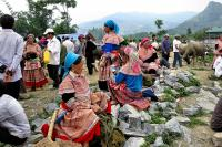 Vietnam's Bac Ha Sunday Market