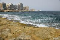 The largest city in Malta - Sliema