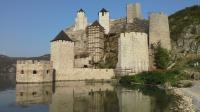 Golubac -what a romantic fortress!