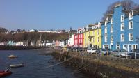Tobermory - from the fairy tale...