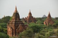 The ancient capital of Bagan