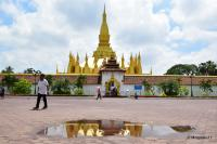 Lazy day in the capital - Vientiane, Laos
