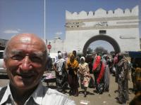 The gates of Harar